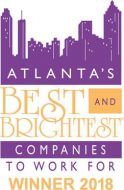 aspirent recognized as one of Atlanta 2018 Best & Brightest Companies to Work For in 2018