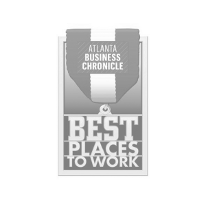 Atlanta's Best Places to Work Award