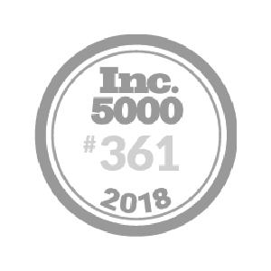 Inc 5000 - 2018