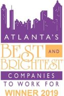 aspirent recognized as one of Atlanta 2018 Best & Brightest Companies to Work For in 2019