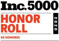 Inc 5000 Honor Roll