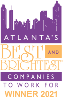 aspirent recognized as one of Atlanta's Best & Brightest Companies to Work For in 2021
